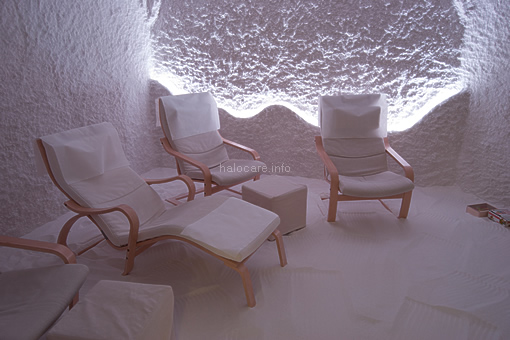 Halotherapy products and services | HaloCARE